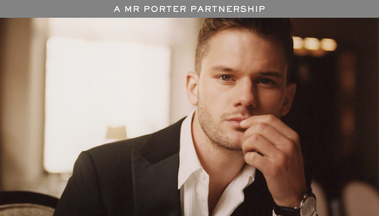 How Mr Jeremy Irvine Gets Camera Ready