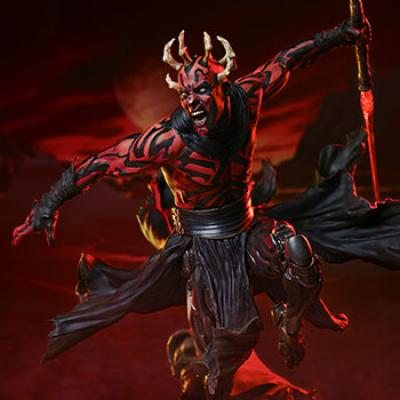 Darth Maul: Mythos - Statue