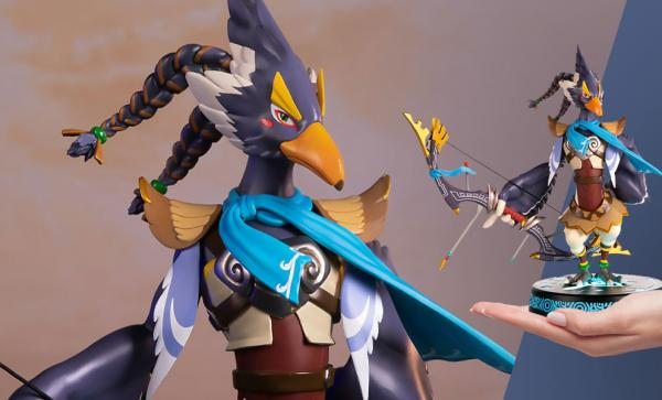 The Legend of Zelda: Breath of the Wild Revali (Collector's Edition) PVC Statue by First 4 Figures