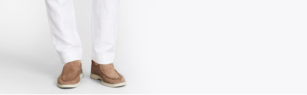 How to Wear It Add a pair of our classic casual pants for a polished look with a laid-back feel.