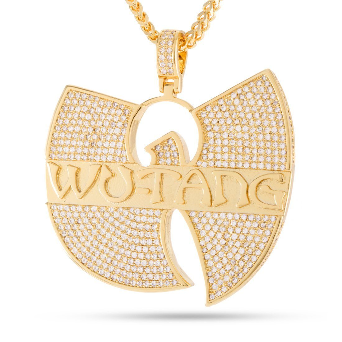 Wu-Tang Clan x King Ice – The Forever Necklace