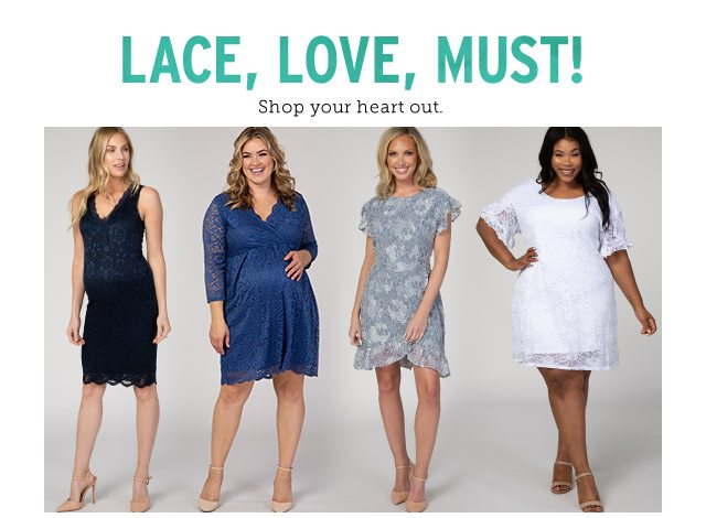 Lace, Love, Must!