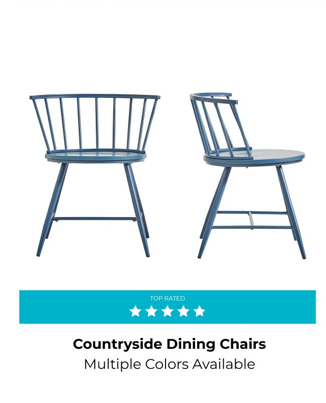 Countryside Dining Chairs
