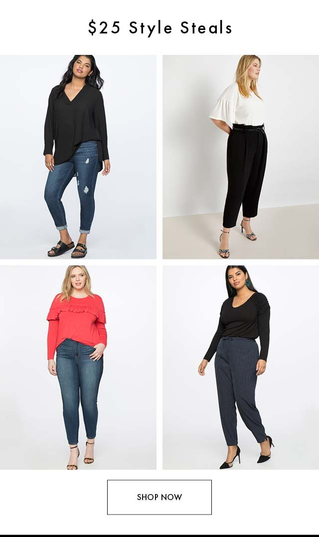 $25 select styles 2.10 AM MM