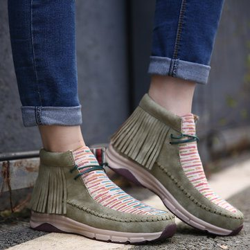 Women Outdoor Ankle Boots