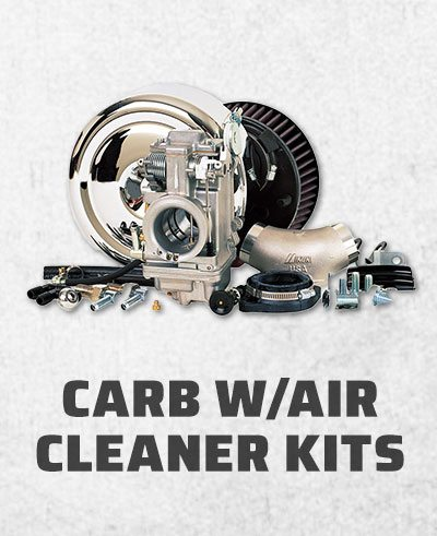 Carb w/Air Cleaner Kits