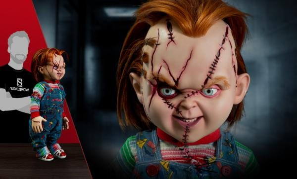 Seed of Chucky Doll Collectible Doll by Trick or Treat Studios