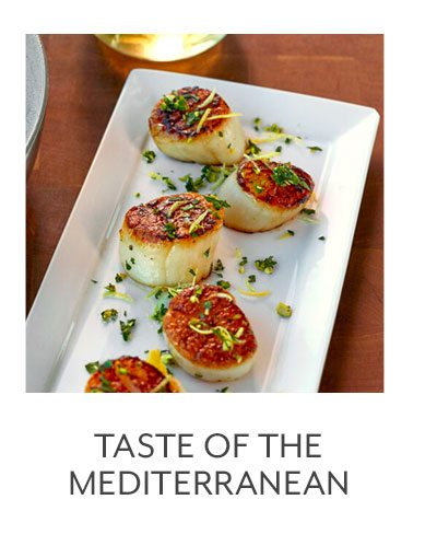 Class: Taste of the Mediterranean