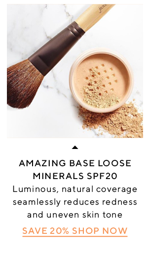 Amazing Base Loose Minerals SPF20