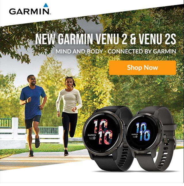 New Garmin | Shop Now
