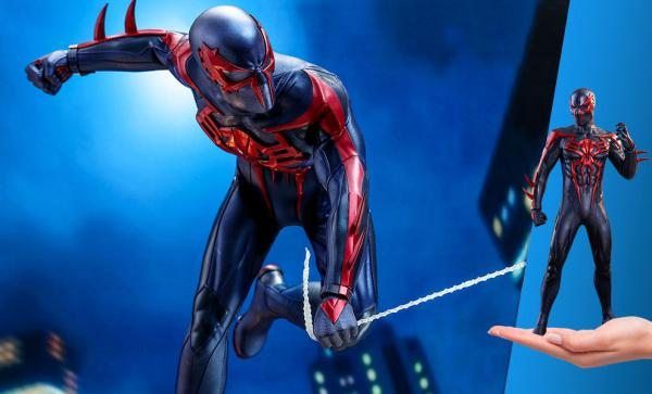 BESTSELLER Spider-Man (Spider-Man 2099 Black Suit) Sixth Scale Figure by Hot Toys