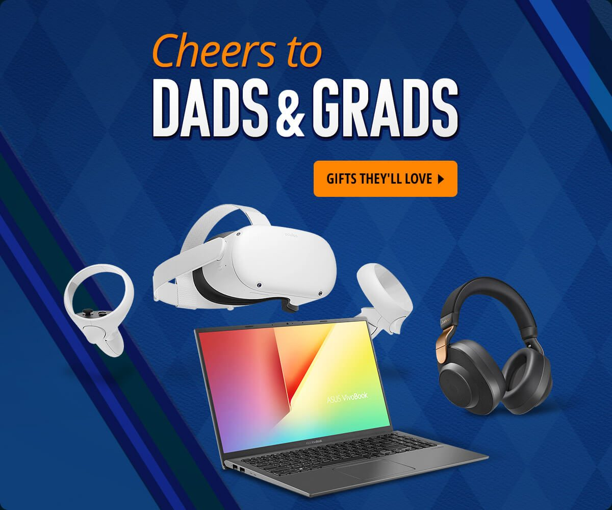 Cheers to Dads & Grads