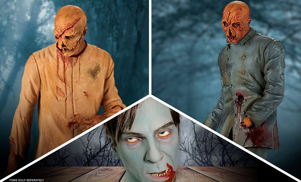NEW Horror Collectibles from Trick or Treat Studios