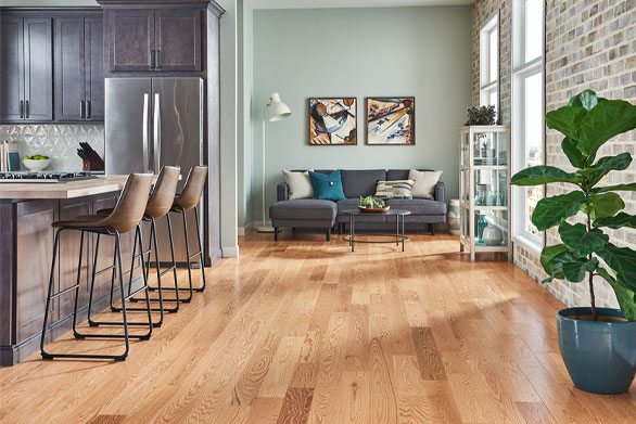 Bellawood Hardwood up to $1 off sq ft