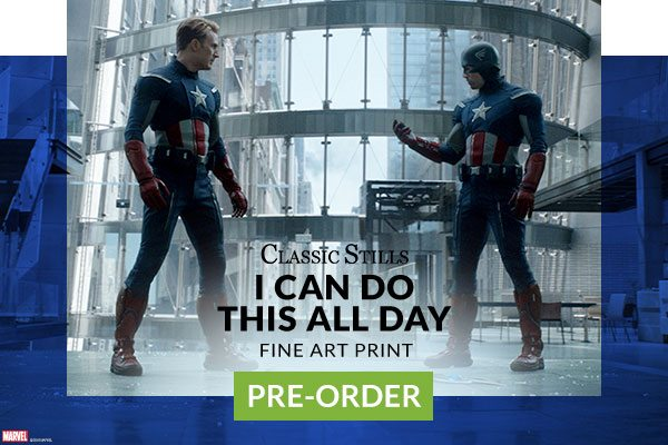 I Can Do this All Day Fine Art Print (Classic Stills)