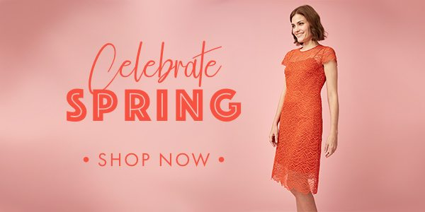 Celebrate Spring - Flawless and Colorful styles for all your spring festivities