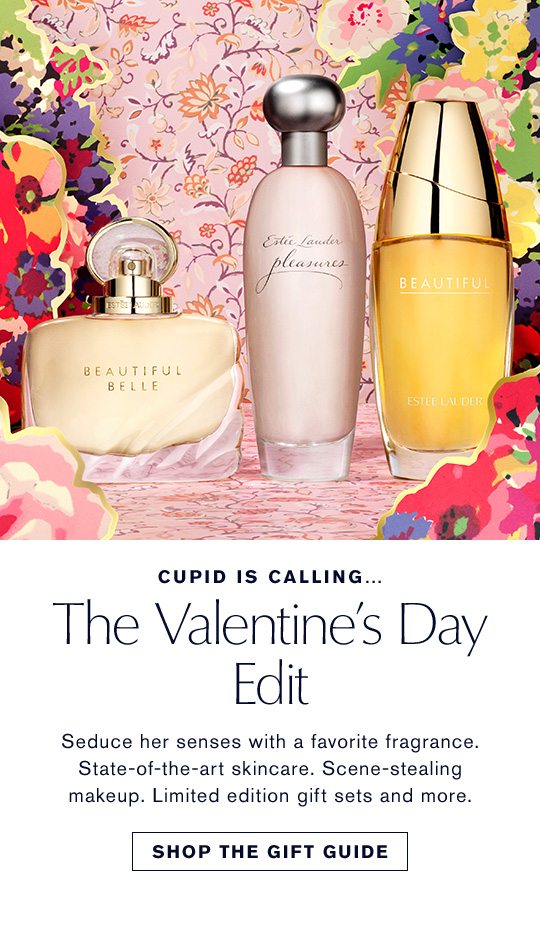 The Valentine's Day Edit