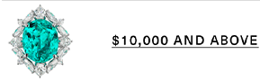 $10,000 and Above