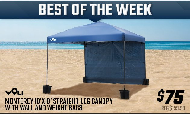 $69 Coleman 10' x 8' Dome Tent + More in This Week's Ad - Big 5