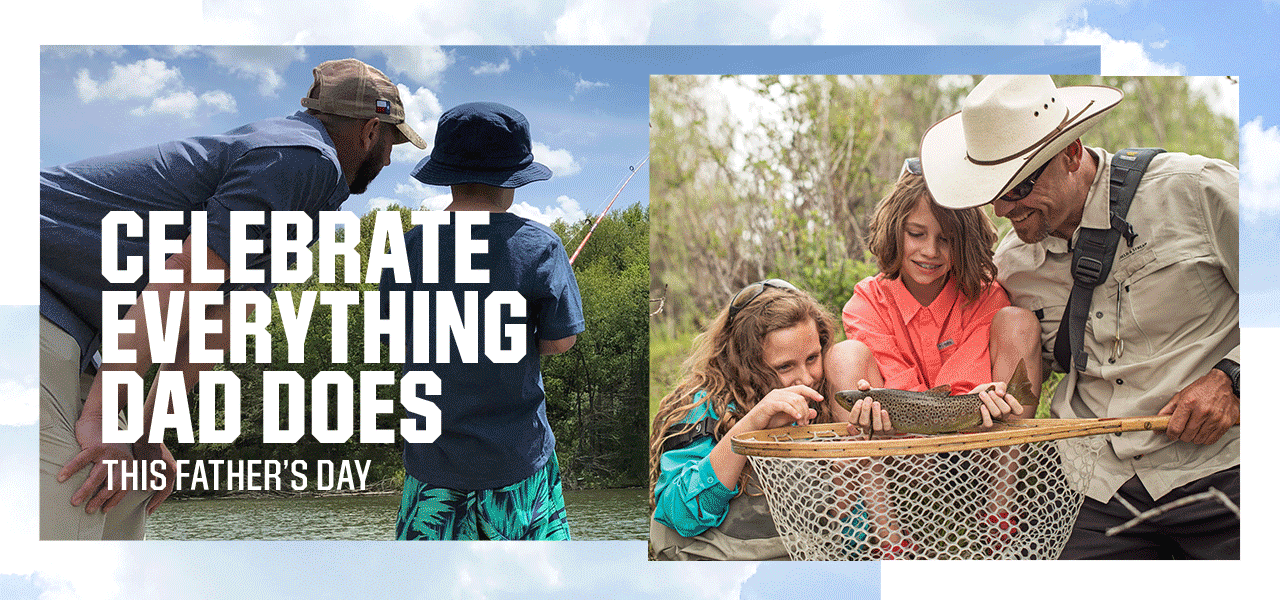 Celebrate everything Dad does this Father's Day.