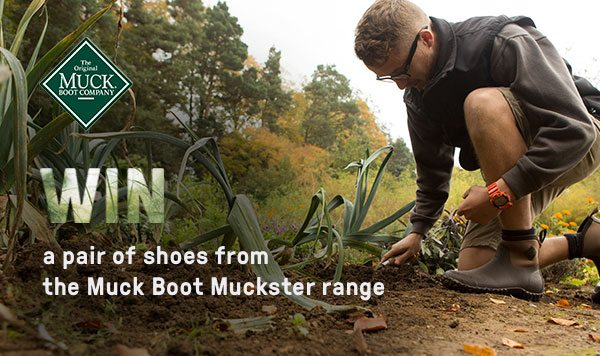 The Original Much Boot Company - Win a pair of shoes from the Muck Boot Muckster Range - Enter now