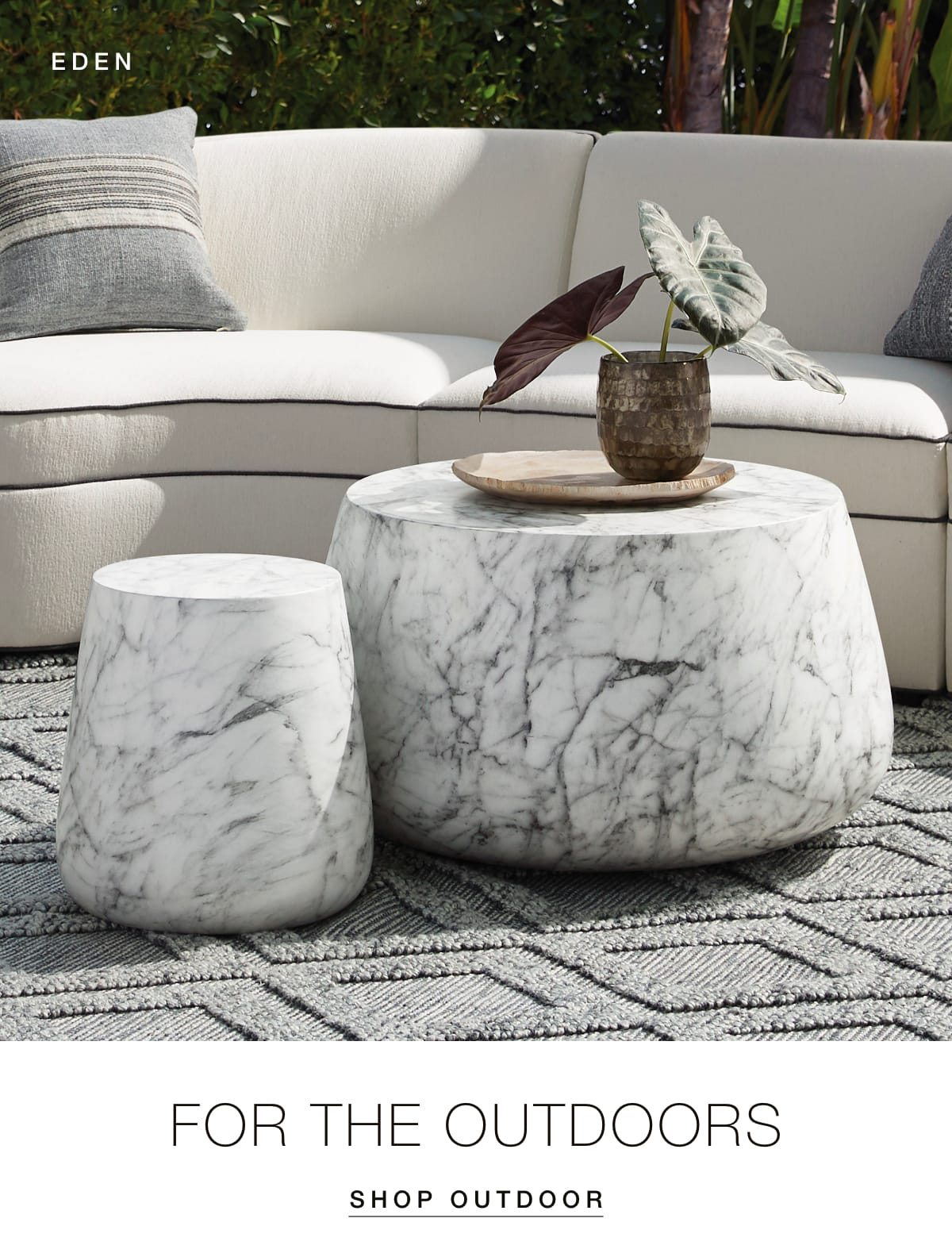Shop Outdoor coffee and accent tables