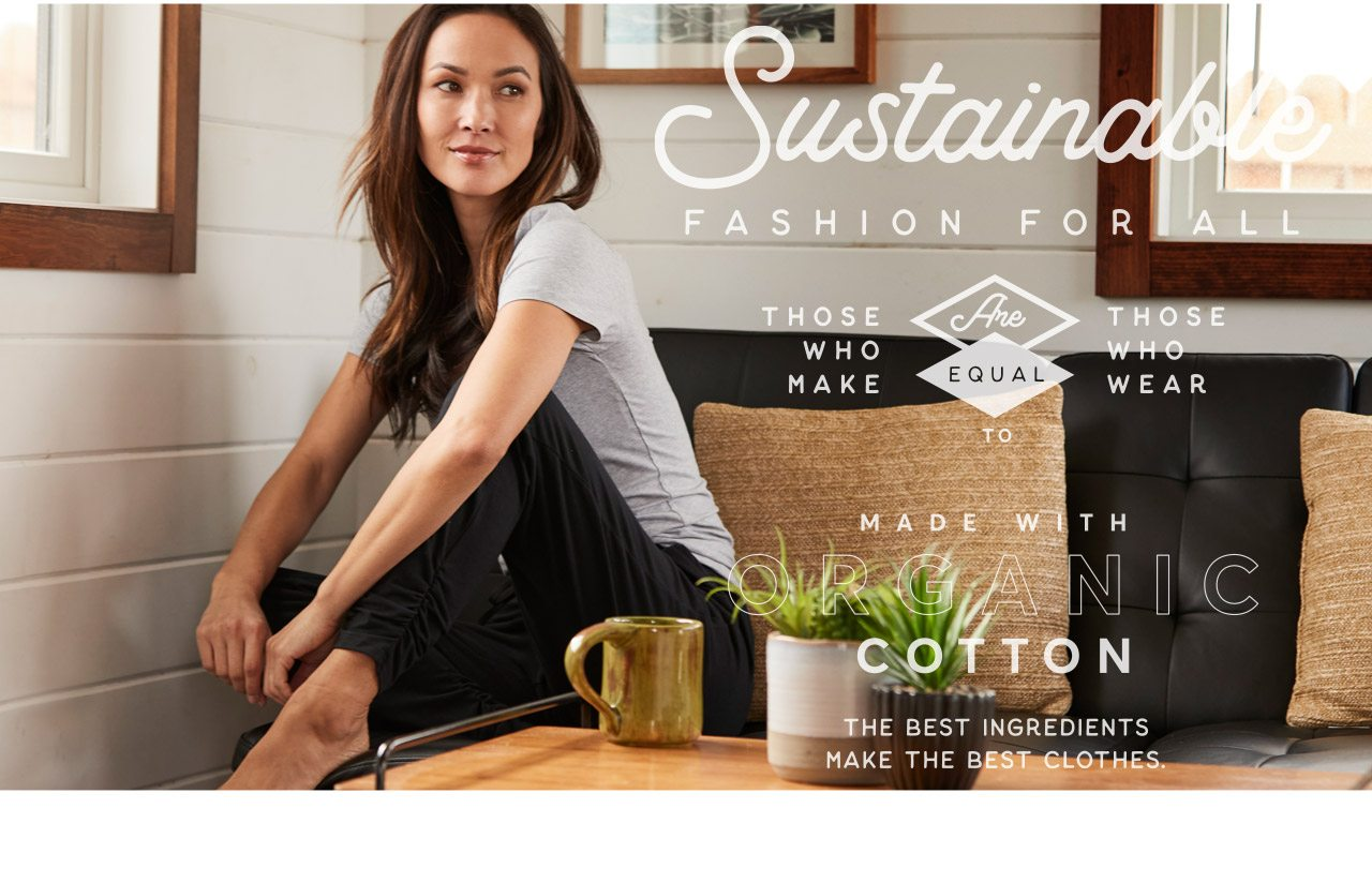 Sustainable Fashion for All