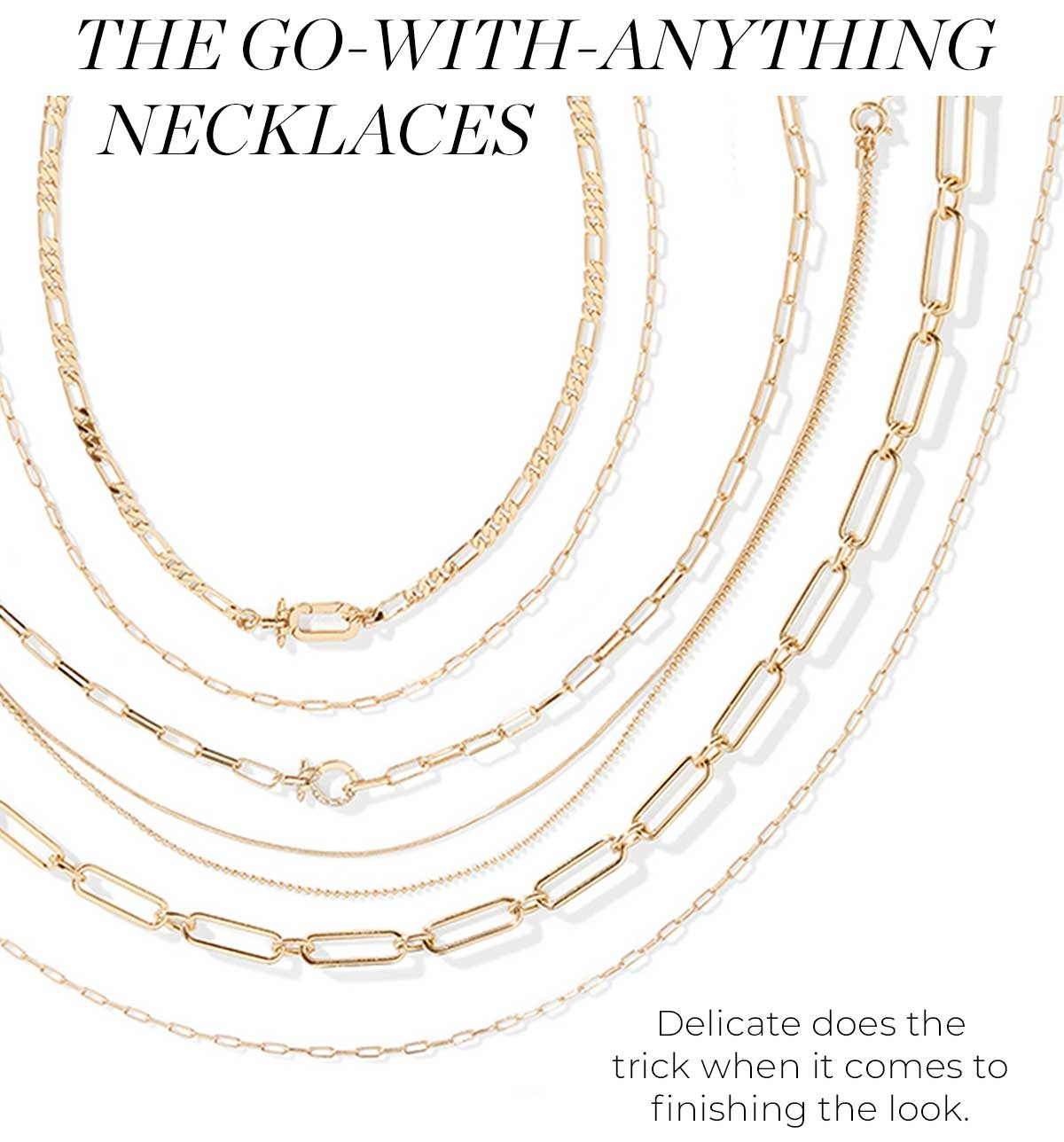 The Go-With-Anything-Necklaces
