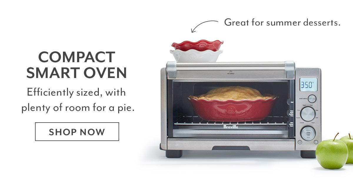 Compact Smart Oven