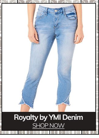 Shop Royalty by YMI Denim