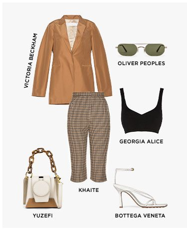 Summer Styling Update: The Crop Top - Get the Look