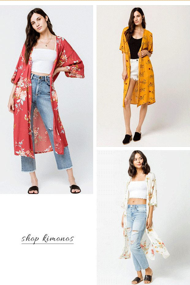 Shop Women's Kimonos