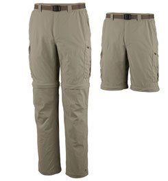 72075Columbia Silver Ridge Convertible Pant- Men's