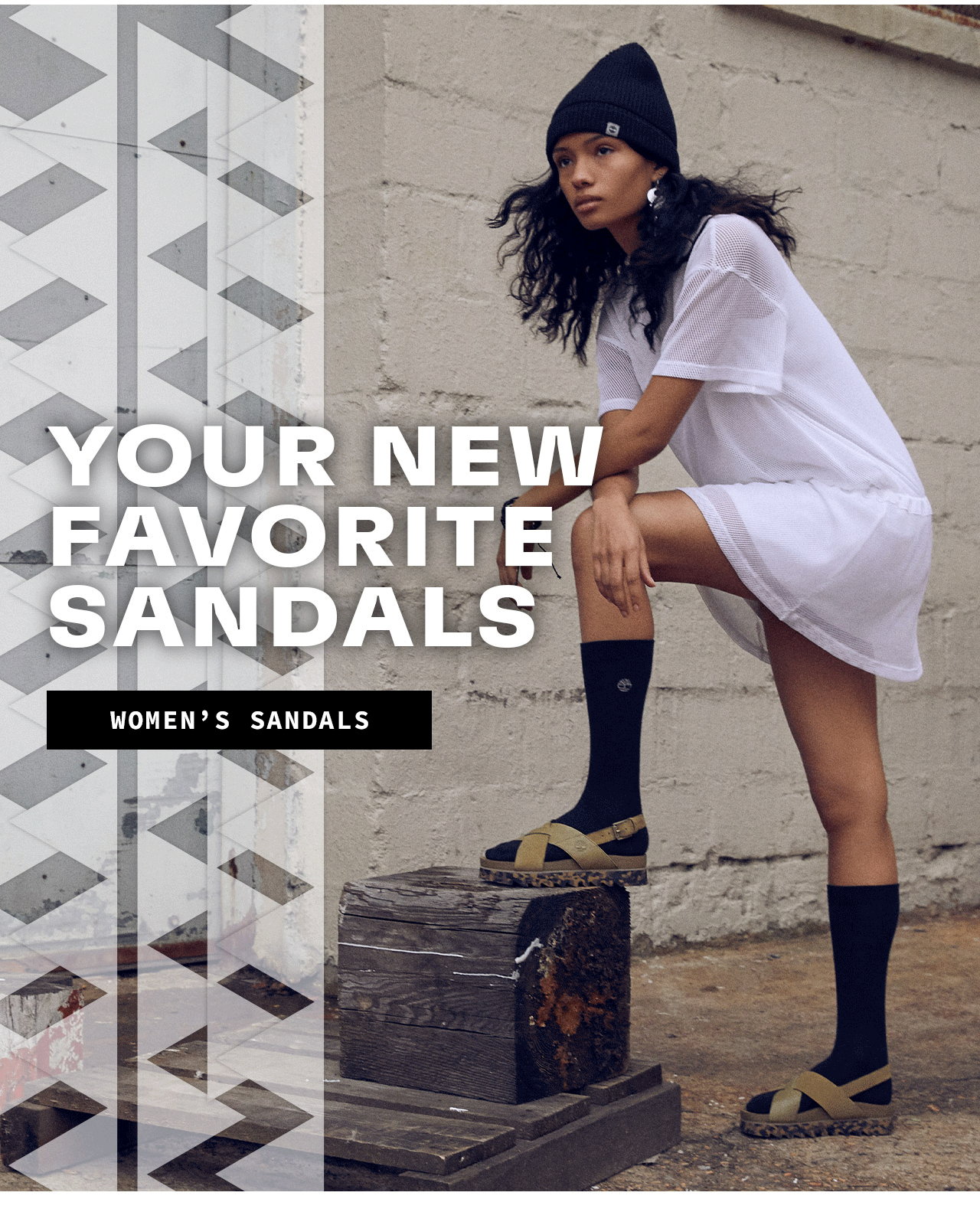 YOUR NEW FAVORITE SANDALS