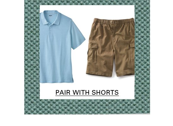 Pair With Shorts