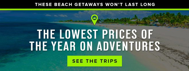 c1b26ce2f15 The Lowest Prices of the Year on Adventures: These Beach Getaways Won't Last