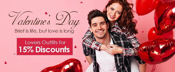 Valentine Day Any 2 For $9.99