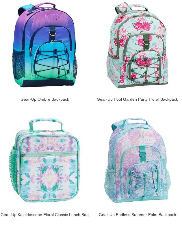 b73d13281e46 You totally deserve our Gear-up Kaleidoscope Floral Backpack ...