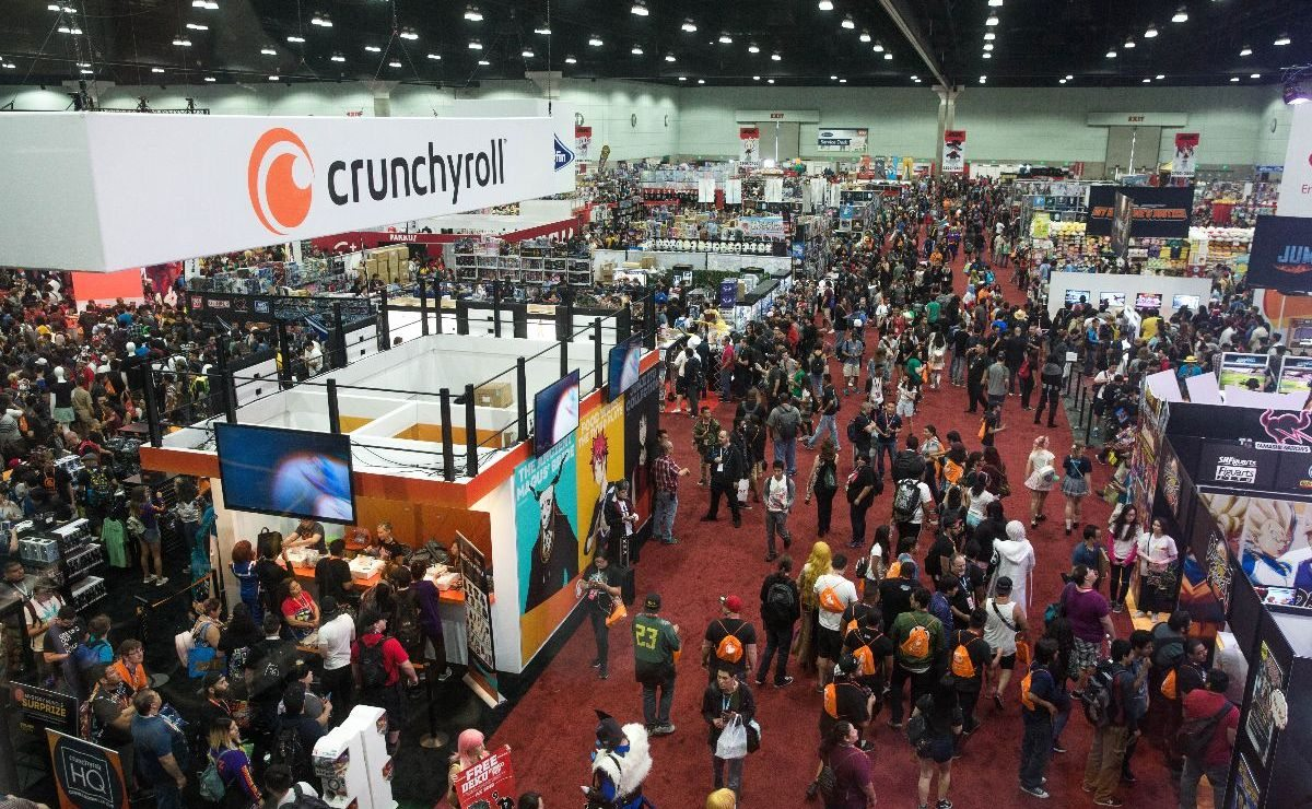 The AX 2019 Exhibitor List is HERE! - Anime Expo Email Archive