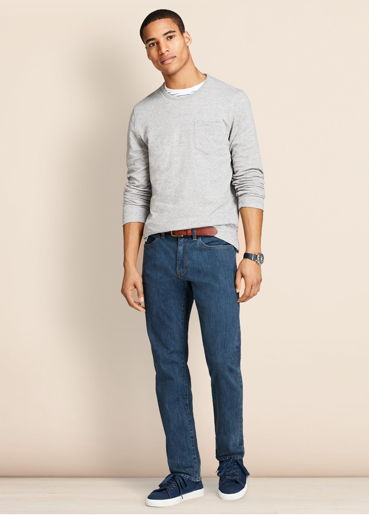 Style's In Our Jeans With two fits and three great washes, it just adds up: your perfect jeans are waiting.