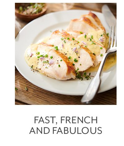 Class: Fast, French and Fabulous
