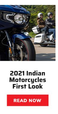 2021 Indian Motorcycles First Look