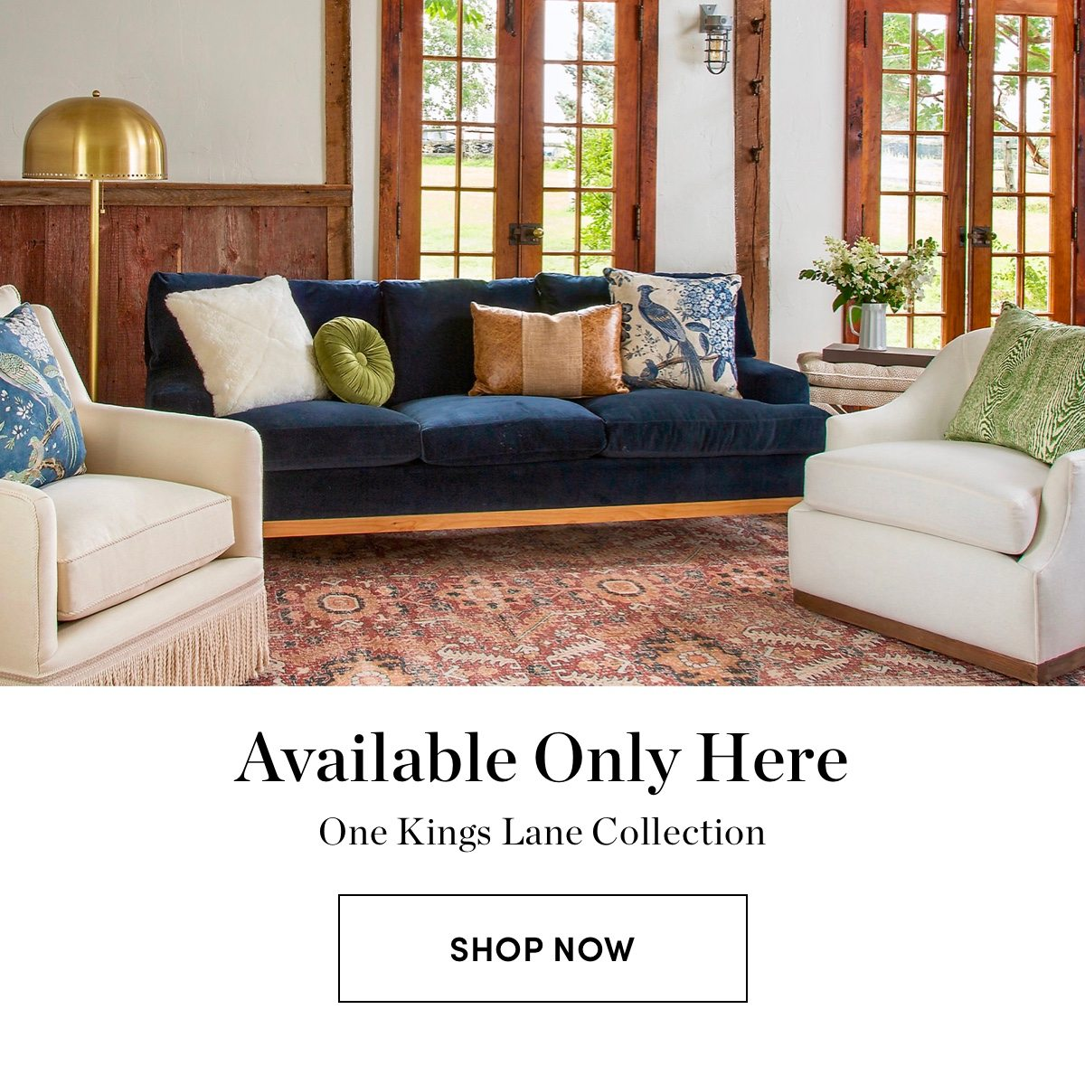 One Kings Lane Collection