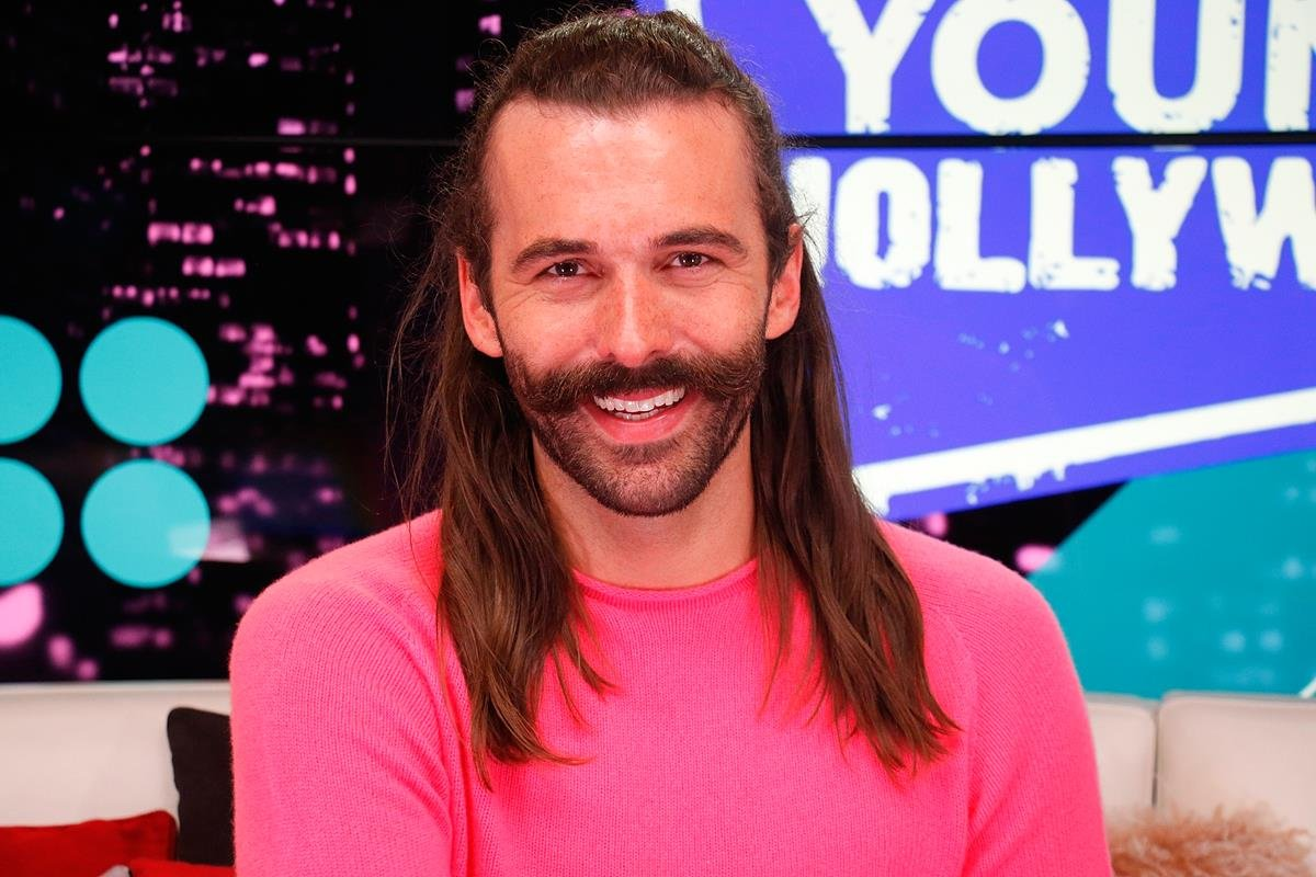 99f225edd Jonathan Van Ness on the Queer Eye Episode That Made Him Cry ...