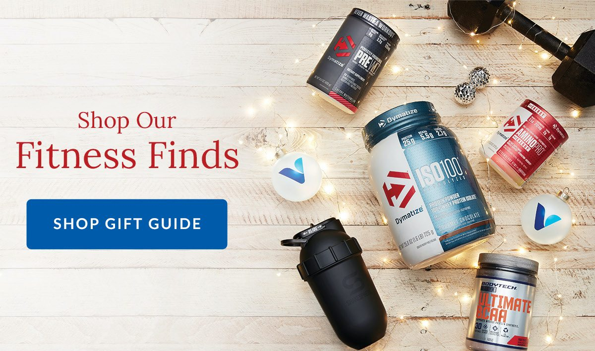 Shop Our Fitness Finds   SHOP GIFT GUIDE