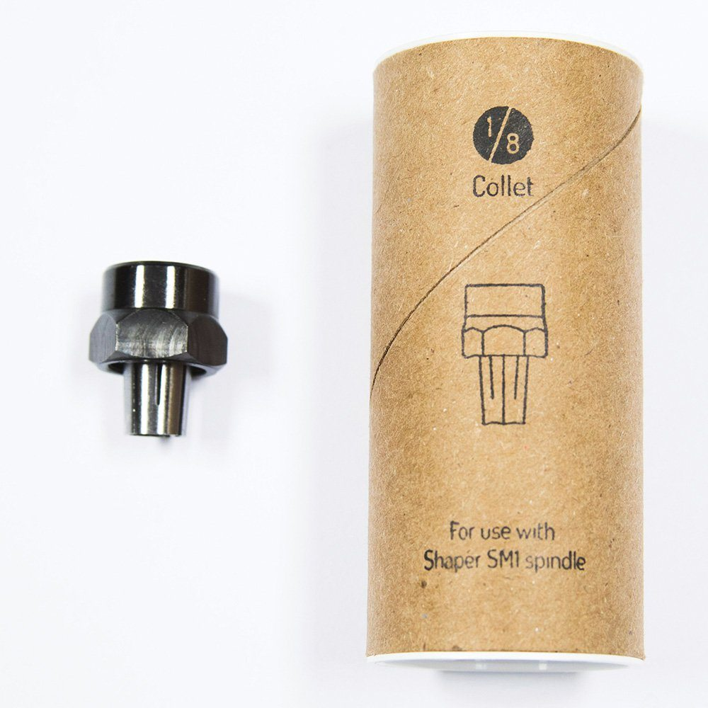 1/8'' Collet and Nut for Shaper Origin
