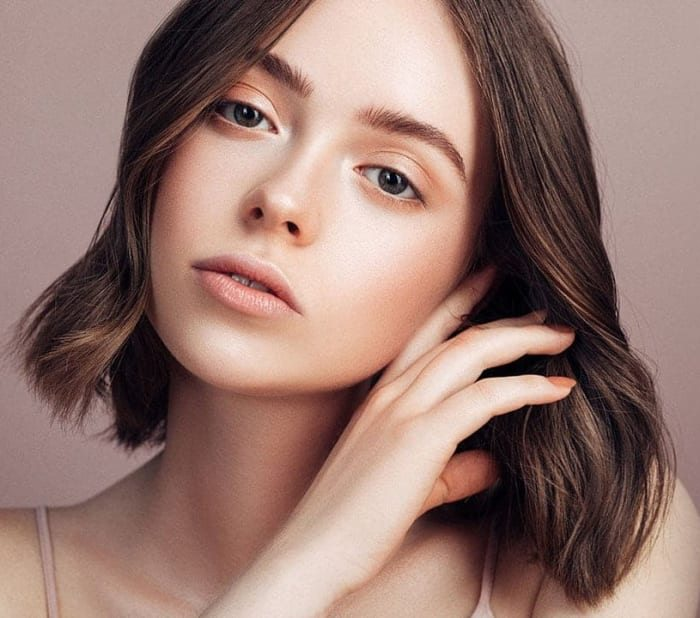 The Best Hair Colors for Pale Skin