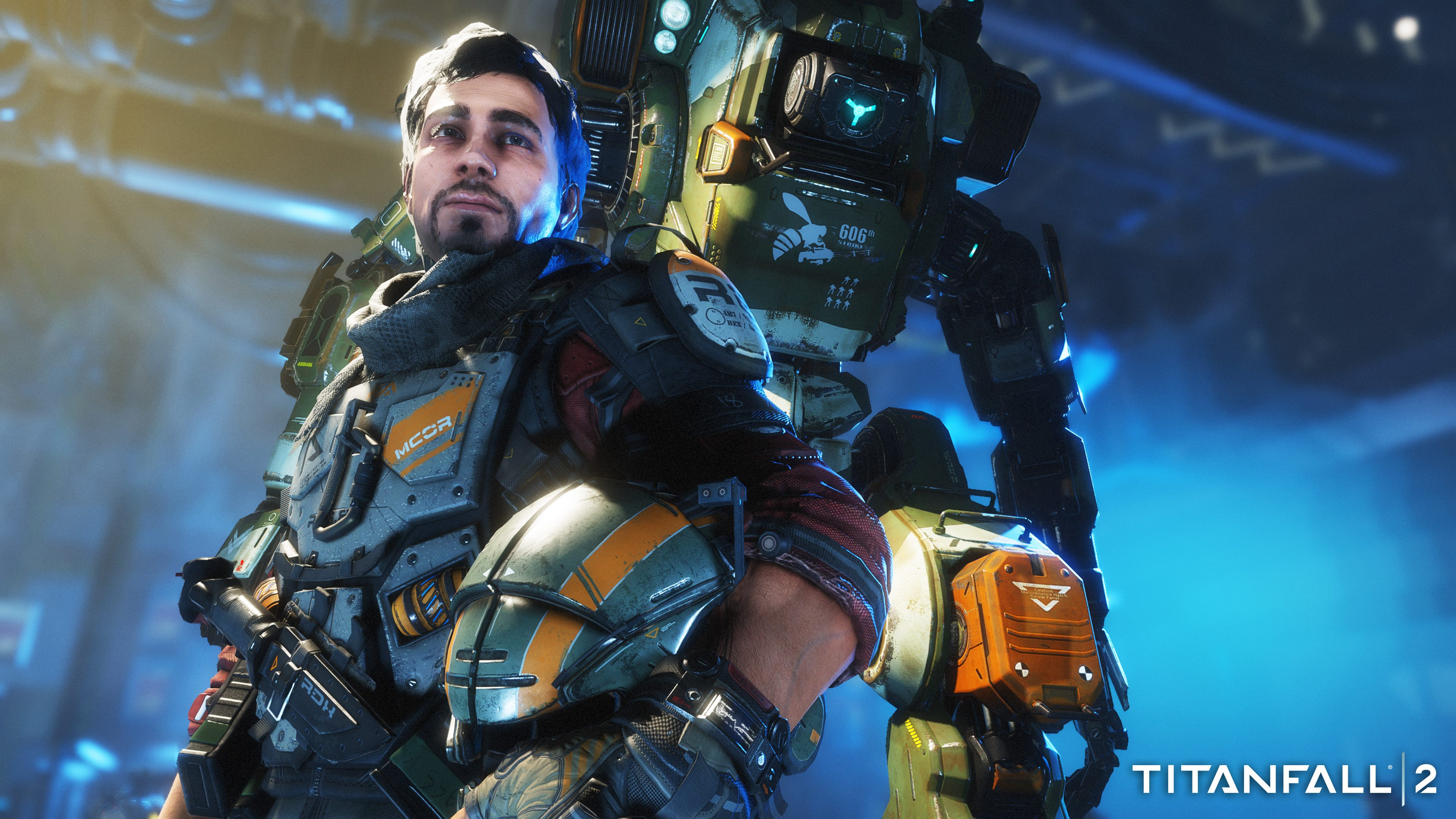 Titanfall 2 characters