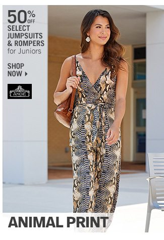 Shop 50% Off Select Jumpsuits & Rompers for Juniors