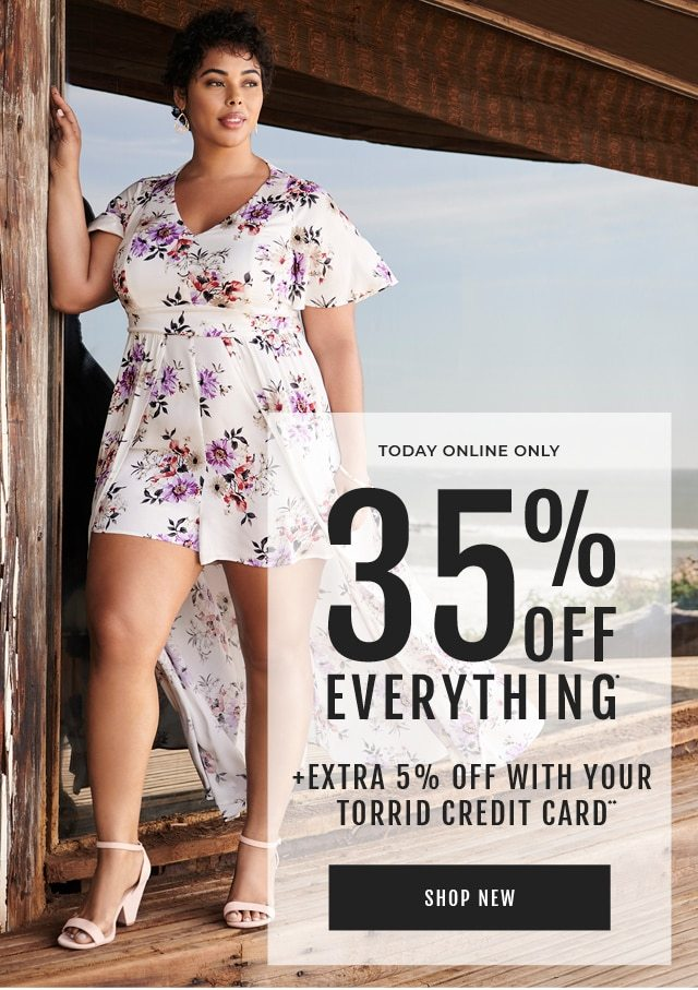 Need A Reason 35 Off Everything Torrid Email Archive